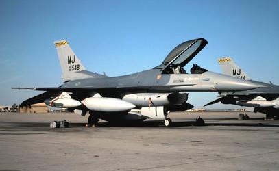 Misawa Block 30 F-16C