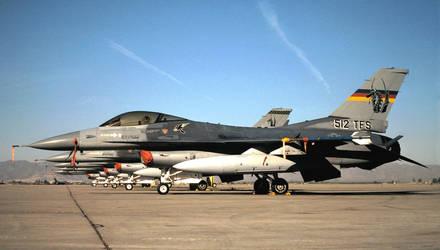 Ramstein Block 30 F-16C