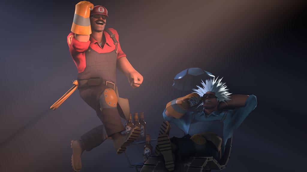 Rick and Mortio by Fioponator