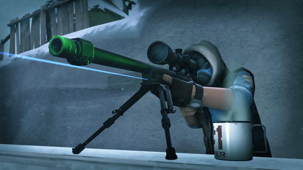 Trained Assassin (KS) by Fioponator