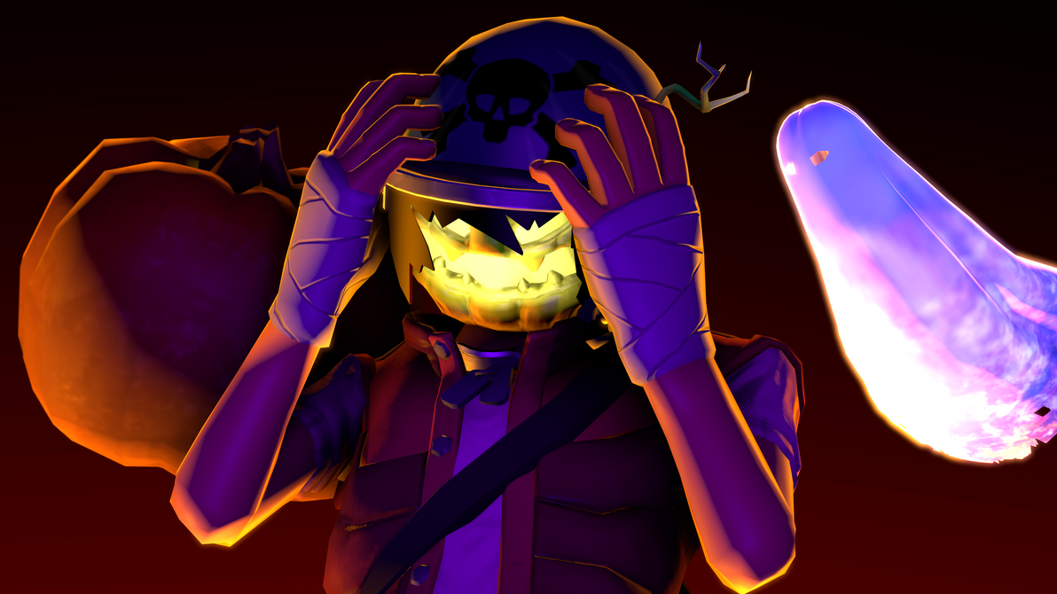 Spooky Scunt by Fioponator