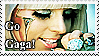 Lady Gaga Stamp by pitto-stamps