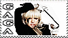Lady Gaga Stamp 4 by pitto-stamps