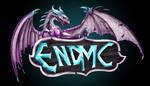 Minecraft Ender Dragon Logo