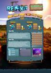 Minecraft server website Design