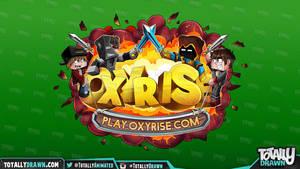 Minecraft Server Logo: Oxirise