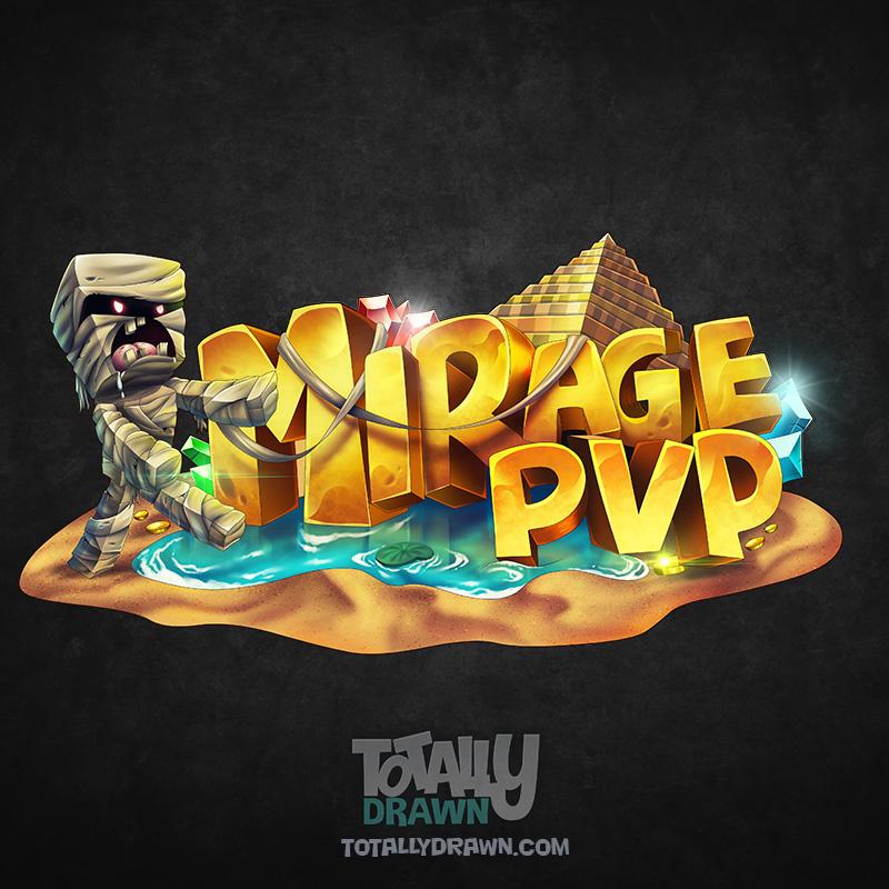 Minecraft Server Logo - Miragepvp