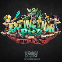 Extintionpvp Minecraft  Server Logo