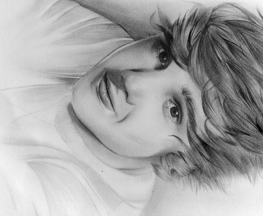 Pencil Sketch of Lovers Pencil Sketch Photo Photos