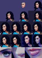 Katy Perry Step-by-Step by nataliebeth