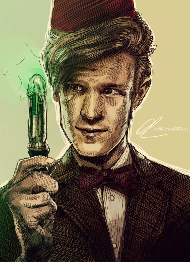Day of the Doctor by nataliebeth