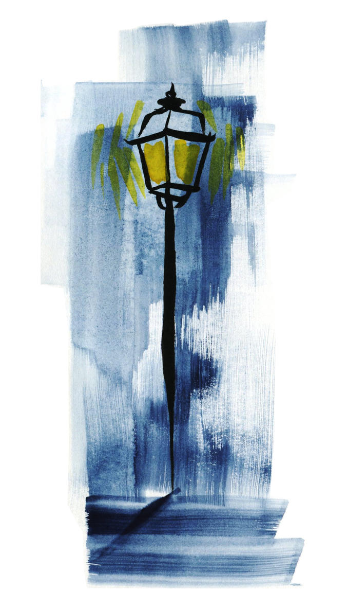 Street Lamp by nataliebeth