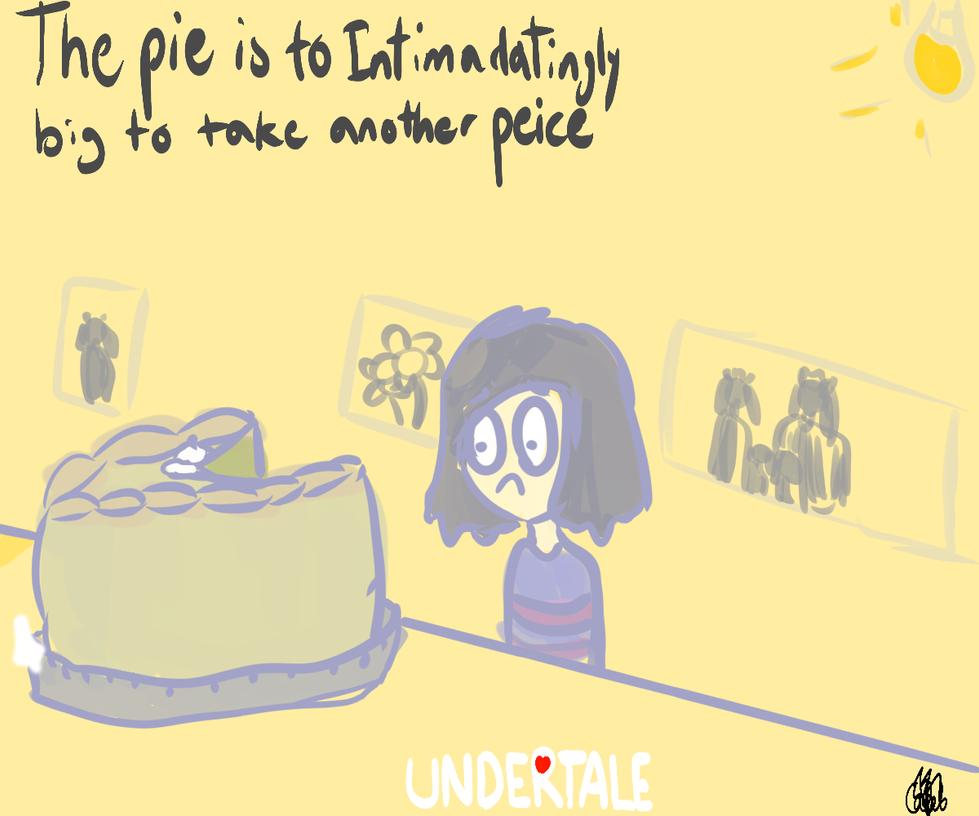 Bigass pie
