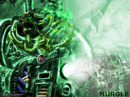Warhammer Nurgle - Retouch by VeNoM-503