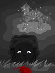 Feathertail's Death by taikunfoo