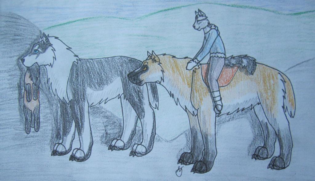 Hunting-Aeresella (30.5/40), Awi by taikunfoo