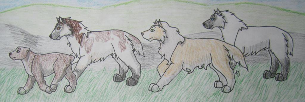 Bear Hunt-Cordelia 1/5, Ekaterina (5.5/30), Olen by taikunfoo
