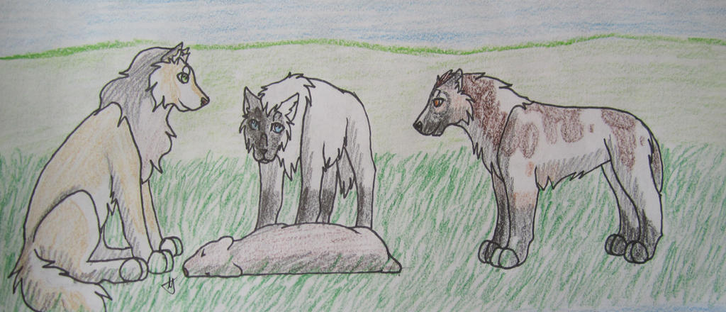 Bear Hunt-Cordelia 4/5, Ekaterina (22/30), Olen by taikunfoo