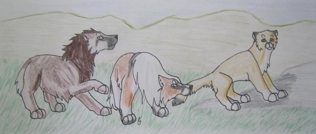 Hunting- Legolas (1/5), Mocha by taikunfoo