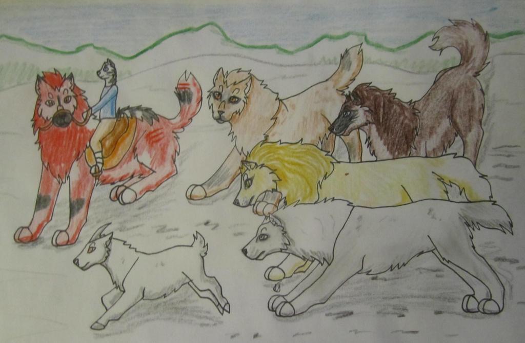 Mountain Goat Hunt 6 by taikunfoo