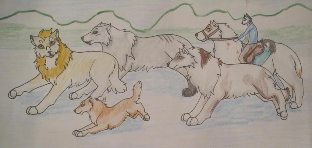 Coyote Hunt 2 by taikunfoo