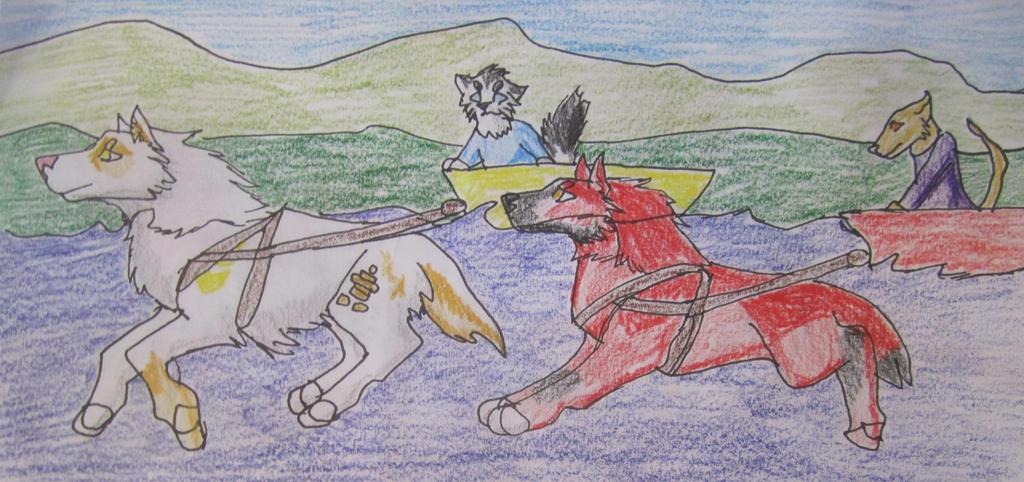 March Brawl- Canoe Pull by taikunfoo