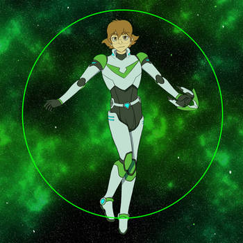 Pidge by taikunfoo