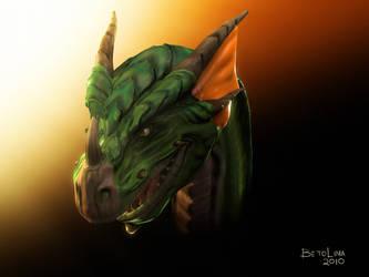 Sea Dragon Final by AsellusKamijo