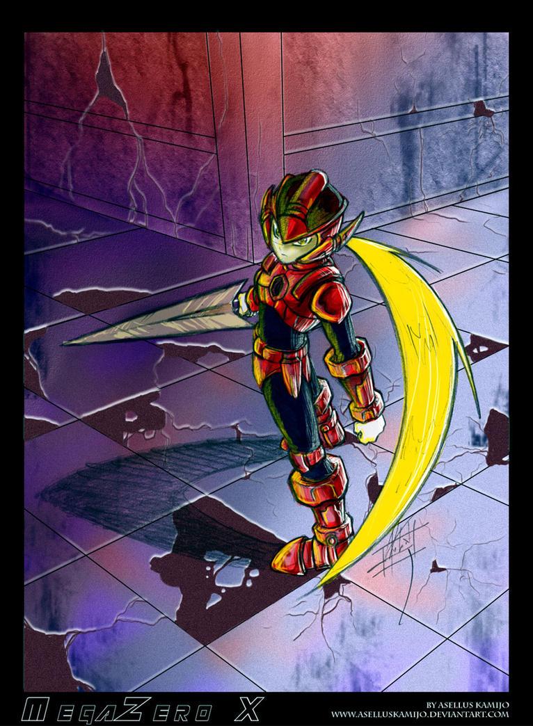 MegaZero X -Contest- by AsellusKamijo