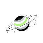 Agender Pride Planet