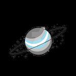Demiboy Pride Planet