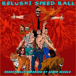 belushi speed ball album commission