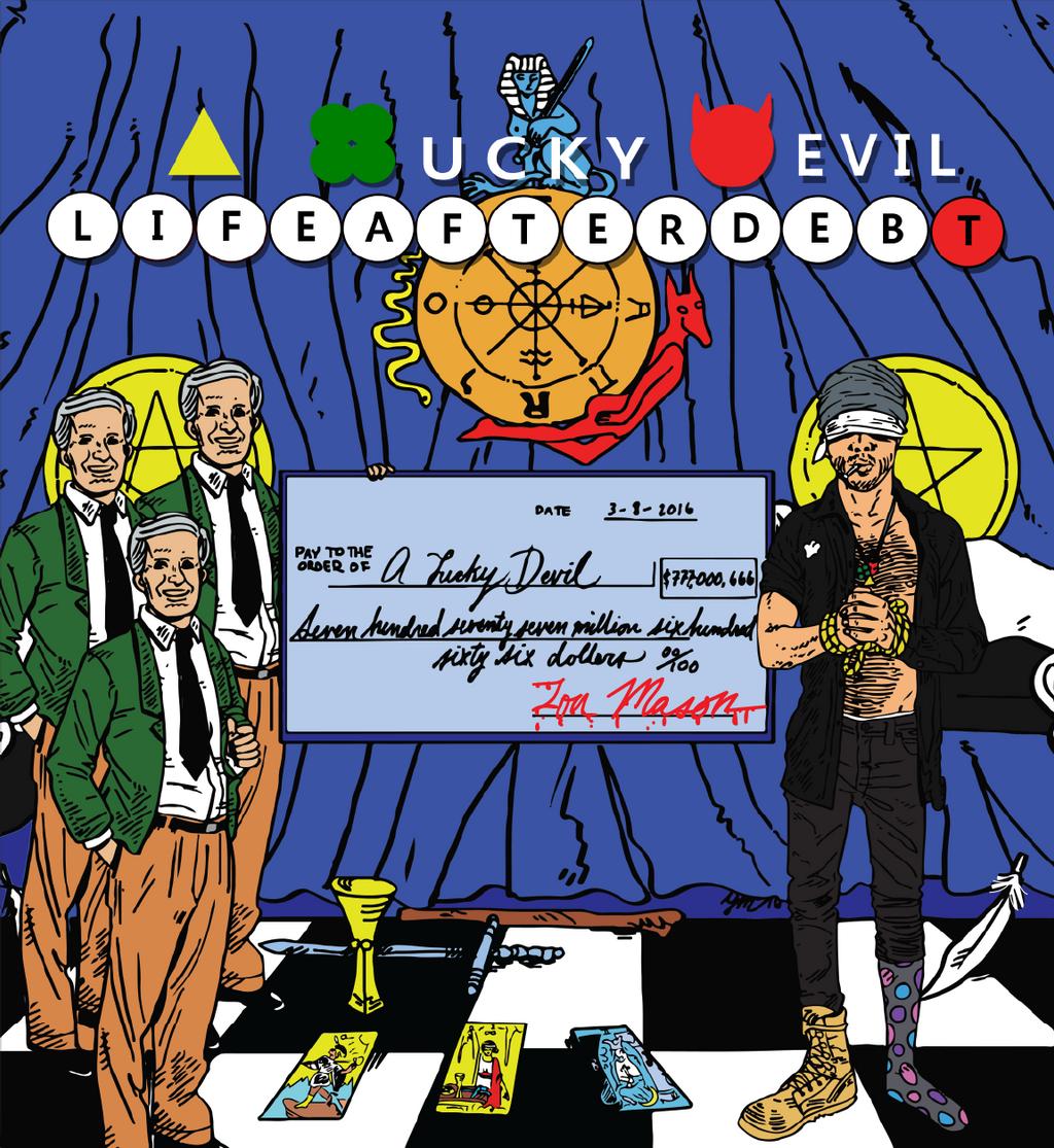 A Lucky Devil