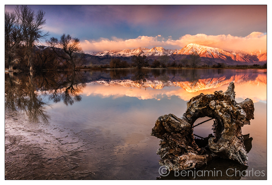 Owens Valley by benjamin-charles