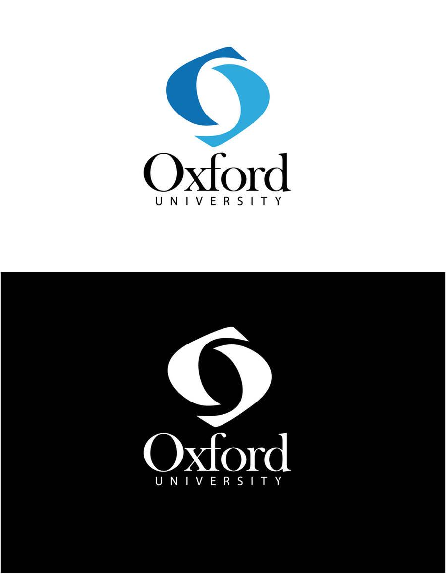 Oxford University Logo by fudge22