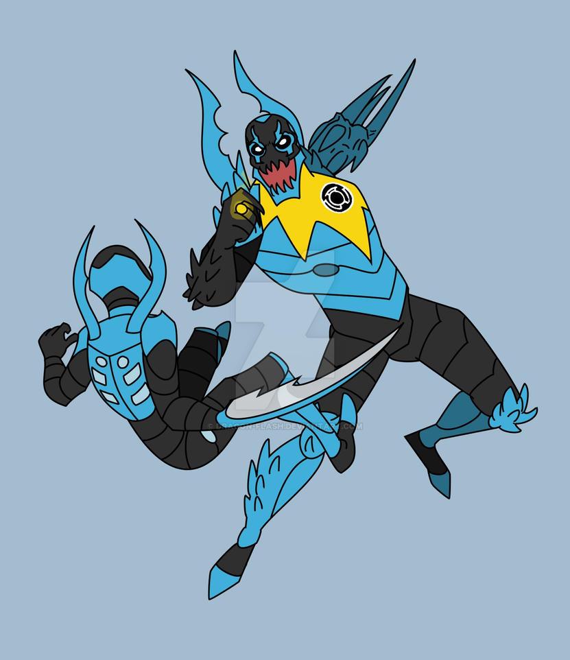 Blue by Dragon-Flash