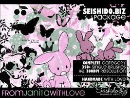 Dedicated Cuteness by seishido