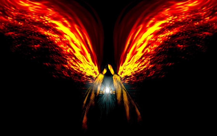 Fire Angel by ehomps on DeviantArt