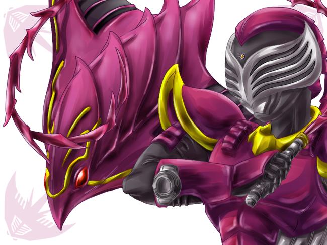 Kamen Rider Sting by iria3 on DeviantArt