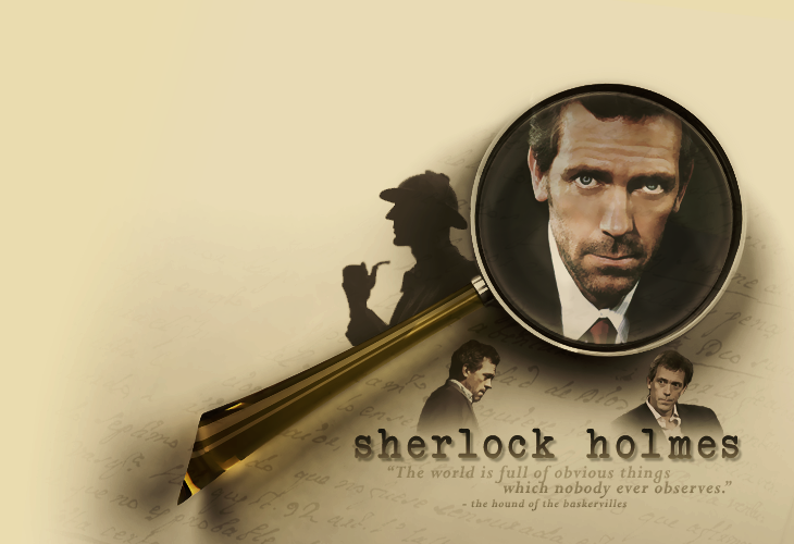 Casting Call: Sherlock Holmes by violetlily13