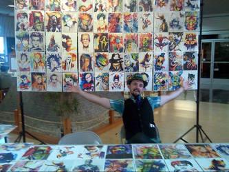 Nihonmachi Street Fair 2015 Artist