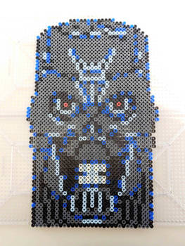 Terminator Bead Art