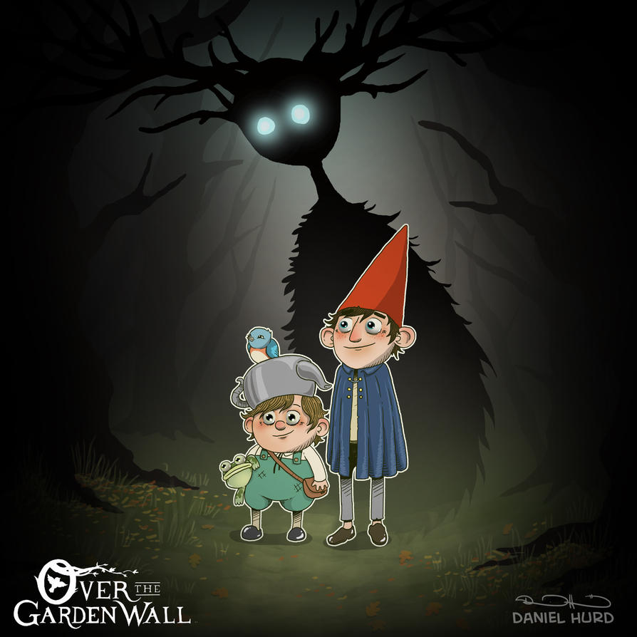 Over The Garden Wall fanart by DanielHurd