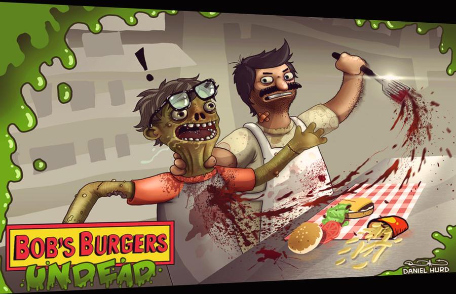 Bob's Undead Burgers by DanielHurd