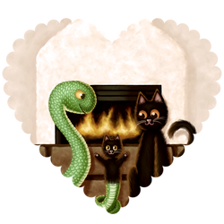 Kitten x Snake: Enter the Chimera