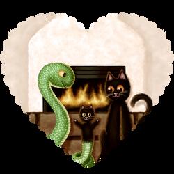 Kitten x Snake: Enter the Chimera
