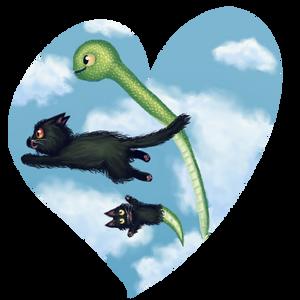 Kitten x Snake: Freedom