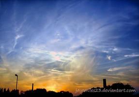 Stormy Sky by JAYSMILES23