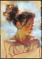 Portrait Study 4