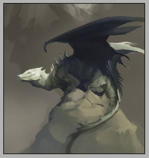 Dragon Study 1